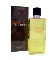 Terre D'Hermes Shower Gel 200 ml gel doccia
