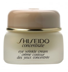 Shiseido Concentrate Eye Wrinkle Cream 15 ml - Trattamento Contorno Occhi Anti-eta