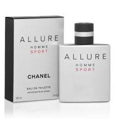 Chanel Allure Homme Sport Eau de toilette spray 50 ml uomo