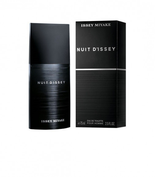 ISSEY MIYAKE - Nuit d' issey Edt 75 ml