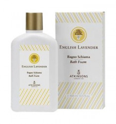 Atkinsons English Lavender Bagno Schiuma 400 ml