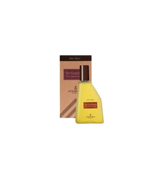 Atkinsons for Gentlemen Aftershave Lozione Dopobarba 90 ml