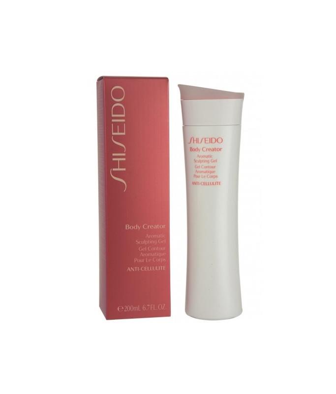 Shiseido Body Creator Aromatic Sculpting Gel 200 ml Gel Corpo Rimodellante Anti Cellulite