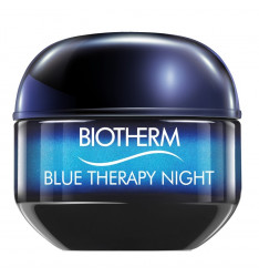 Crema Biotherm Bother Blue Therapy night 30 ml - Trattamento viso