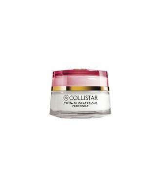 Collistar Crema di Idratazione Profonda Viso 50 ml per pelli del viso normali e secche - Trattamento viso