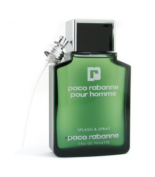 Paco Rabanne pour Homme Edt splash & Spray 200 ml