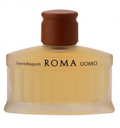 Laura Biagiotti Roma Eau de toilette spray 125 ml Uomo