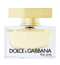 Dolce & Gabbana The One Eau de parfum spray 75 ml donna