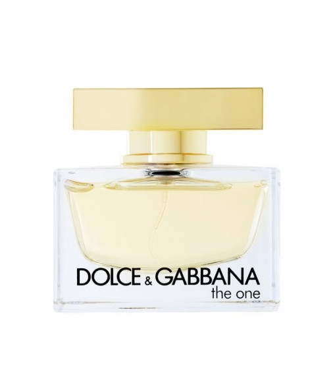 Dolce & Gabbana The One Eau de parfum spray 75 ml donna