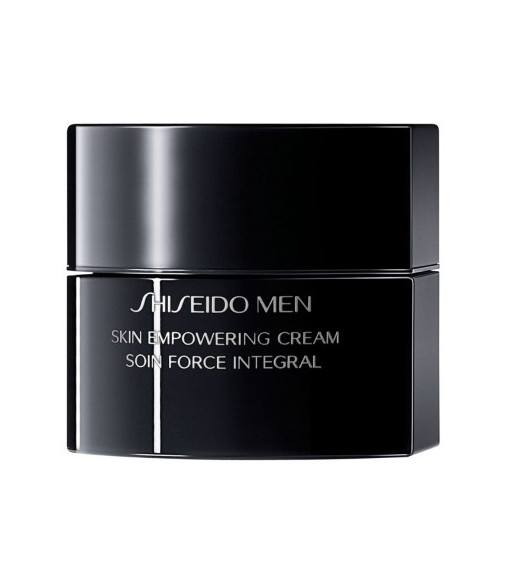 Shiseido Men Skin Empowering Cream 50 ml - Crema Anti Età Viso Uomo