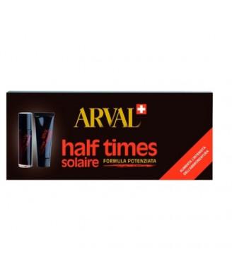 Solaire Half Times Abbronzante rapido 5 x 10 ml + Fissante rapido 5x10 ml