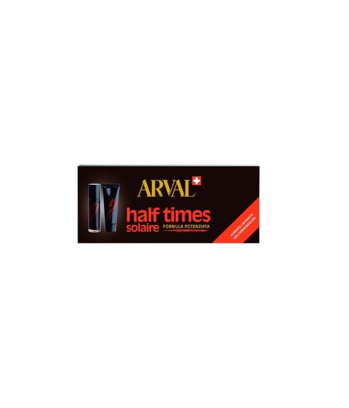 Arval Solaire Half Times Abbronzante rapido