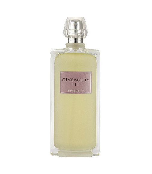 Givenchy III Eau de toilette spray 100 ml donna