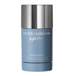 Dolce & Gabbana Light Blue Deodorante 75 ml Stick Uomo