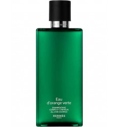 Hermes Eau d'orange Verte all-over shampoo 200 ml - doccia shampo unisex