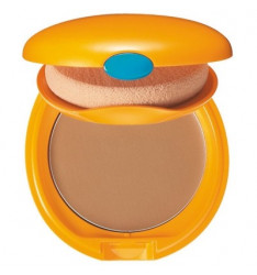 Shiseido Fondotinta Solari Sun Protection Tanning Compact Foundation natural
