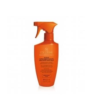 Solare Collistar Acqua Superabbronzante Idratante Anti-Sale 400 ml, senza filtro spray - Protezione corpo