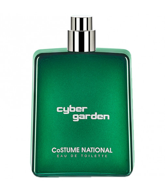 Costume National Cyber Garden Eau de Toilette spray 50 ml Uomo