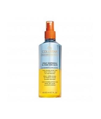 Solare Collistar Spray Doposole Bifase con Aloe 200 ml Abbronzatura perfetta - Protezione corpo