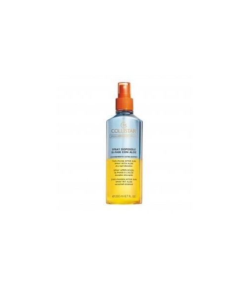 Collistar Spray Doposole Bifase con Aloe 200 ml