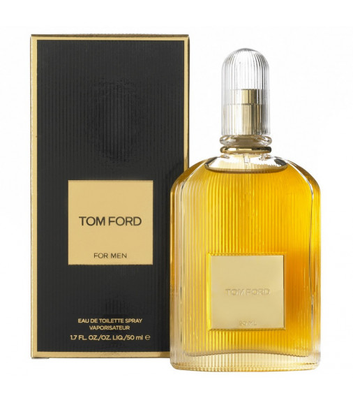 Tom Ford For Men Eau de toilette spray 50 ml Uomo