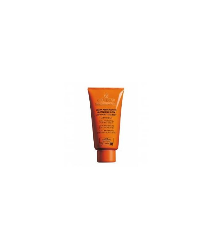 Collistar Crema Abbronzante Protezione Ultra Viso e Corpo SPF 30 150 ml