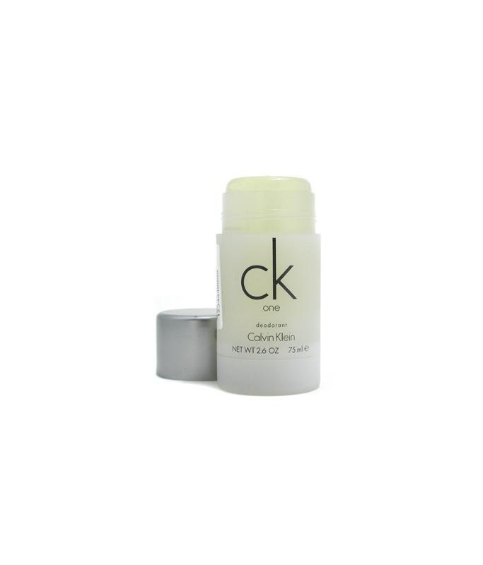 Calvin Klein Ck One Deodorante stick 75 ml uomo