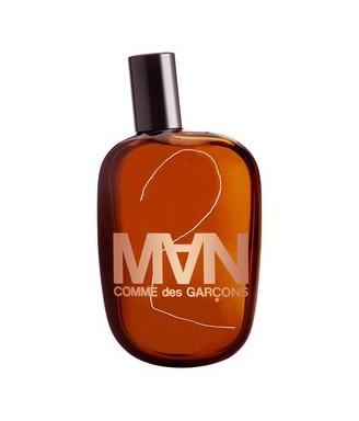 Comme des Garcons 2 Man Eau de Toilette Spray Uomo 50 ml