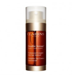 Clarins Double Serum Anti-Age Intensif 50 ml Siero Viso Anti Età Intensivo