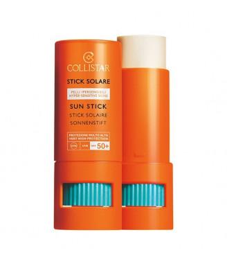 Solare Collistar Stick Massima Protezione SPF 50+, 8 ml per pelli ipersensibili Viso -  protezione viso