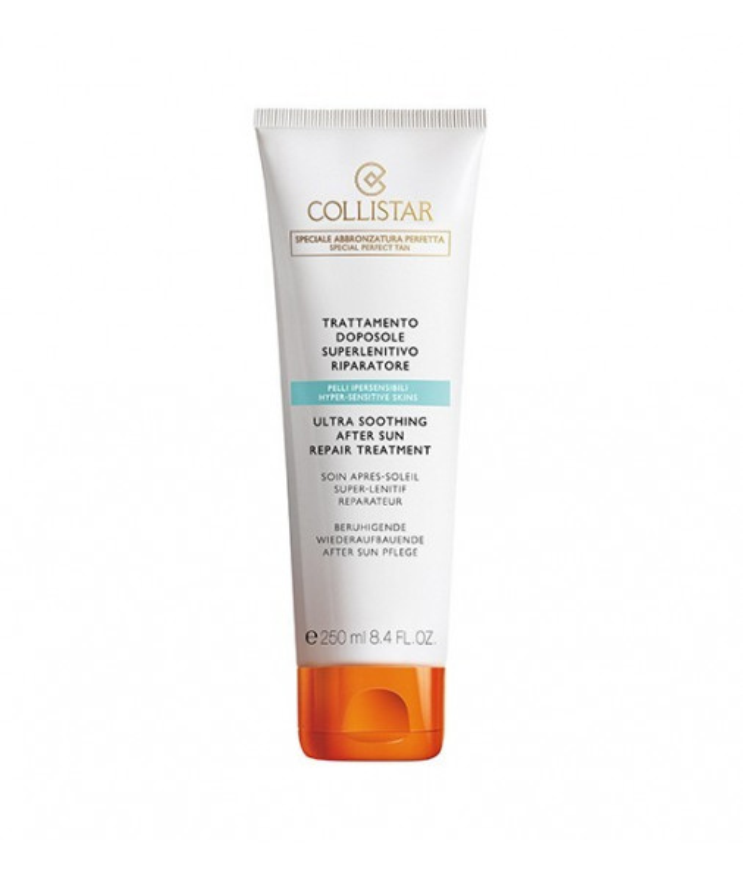 Collistar Trattamento Doposole Superlenitivo Riparatore 250 ml per pelli sensibili