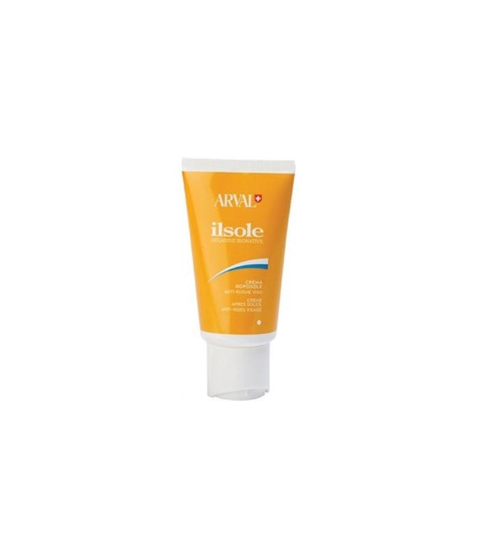 Arval Il Sole After Sun Anti-Wrinkle Face Cream - Crema Doposole Viso 50 ml