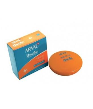 Arval Il Sole Crema polvere abbronzante viso n.1 SPF 6 - 8 ml