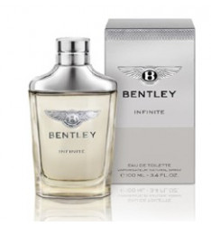 Bentley Infinite Eau de toilette spray 100 ml uomo