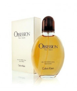 Calvin Klein Obsession For Men Eau de toilette spray 75 ml uomo