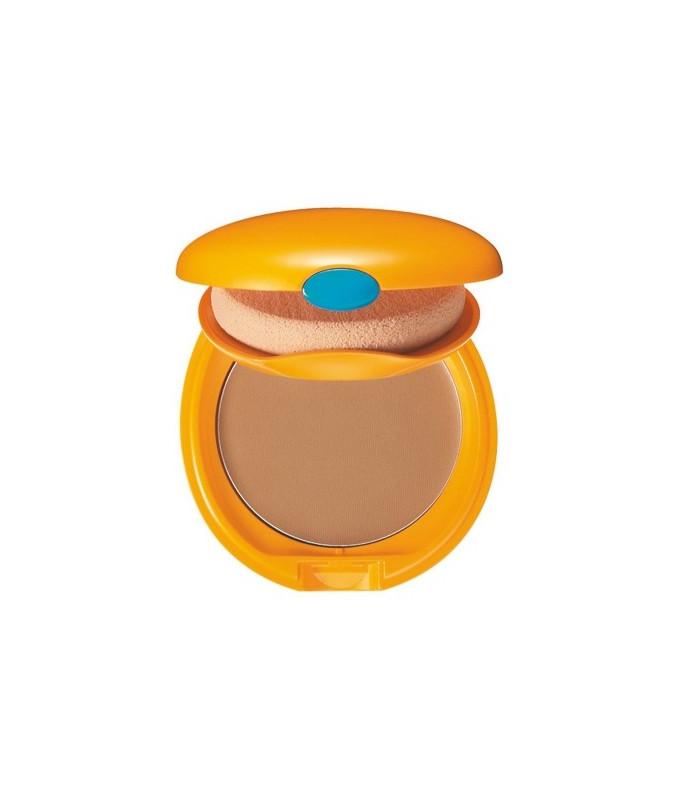 Shiseido Fondotinta Solari Sun Protection Tanning Compact Foundation