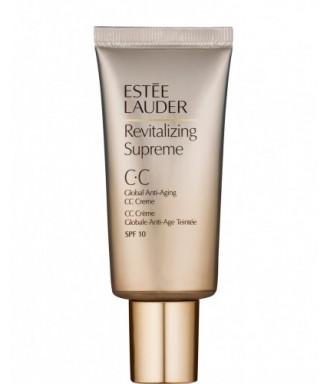 Estee Lauder Revitalizing Supreme CC Creme SPF 10, 30 ml - Crema Viso Colorata Rivitalizzante