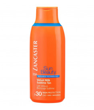 Lancaster Sun Beauty Body Velvet Milk SPF 30, 175 ml - lozione solare protettiva
