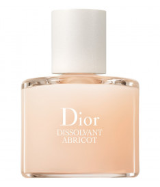 Dior Manicure Dissolvant Abricot Solvente Smalto 50 ml profumeriaideale