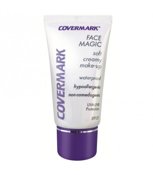 Covermark Face Magic - Fondotinta Cremoso profumeriaideale
