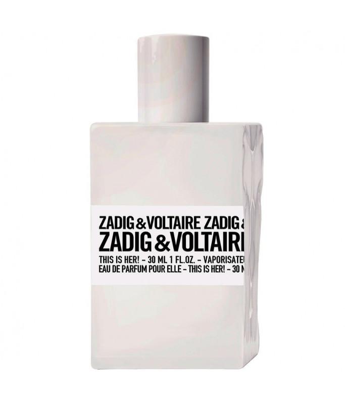 Profumo Zadig & Voltaire This is Her! Eau de Parfum Spray - Donna