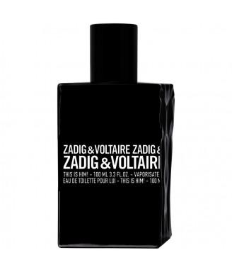 Profumo Zadig & Voltaire This is Him! Eau de Toilette Spray - Uomo
