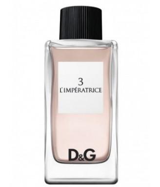 Dolce & Gabbana L'Imperatrice 3 Eau de toilette spray 100 ml donna