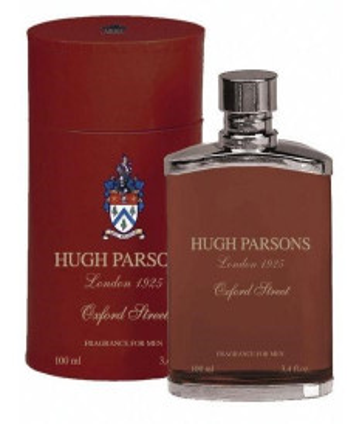 Profumo Hugh Parsons Oxford Street Eau de Parfum Natural Spray 100 ml - Uomo