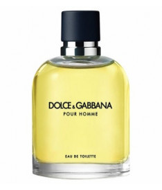 Dolce & Gabbana Pour homme Eau de toilette 125 ml spray uomo
