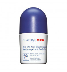 Deodorante Clarins Men Antiperspirant Deo Roll On 50 ml - Uomo