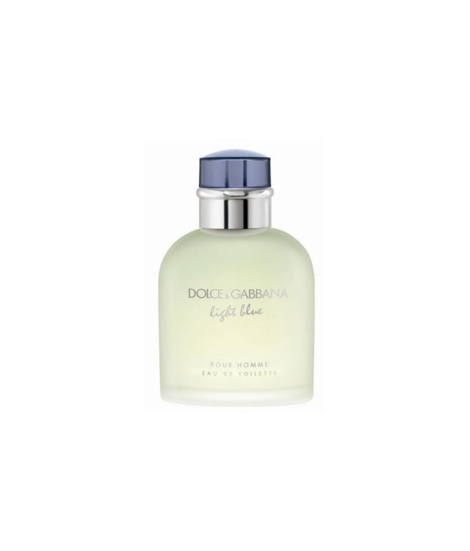 Dolce & Gabbana light blue Eau de toilette spray 200 ml uomo