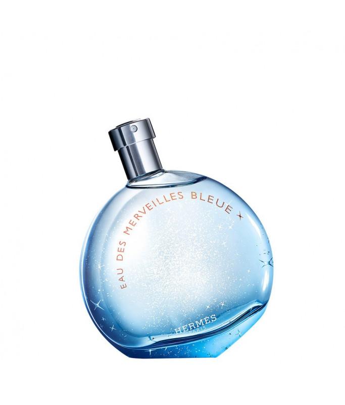 Profumo Hermes Eau des Merveilles Bleue Eau de Toilette Spray - Donna