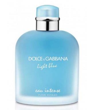 Profumo Dolce & Gabbana Light Blue Pour Homme Eau Intense Eau De Parfum Spray - Uomo