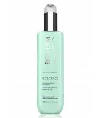 Detergente Biotherm Biosource Lait Tonifiant Pnm  Pelli normali e miste pulizia del viso - Trattamento viso